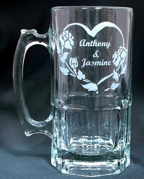 Personalized Wedding Shot Glasses Personalizedglassengraving